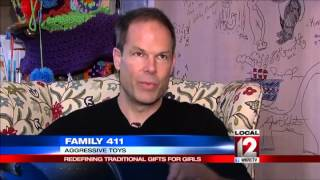 Family 411: Redefining traditional gifts for girls