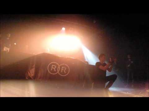 Live Skrillex à la Machine du Moulin rouge Paris 2016 !