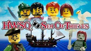 LEGO – [HWSQ] – Sea of Thieves – (mit Pandorya, Tobinator, Curry und Gronkh)