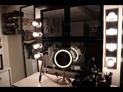 5 Step Vanity Lighting Tutorial