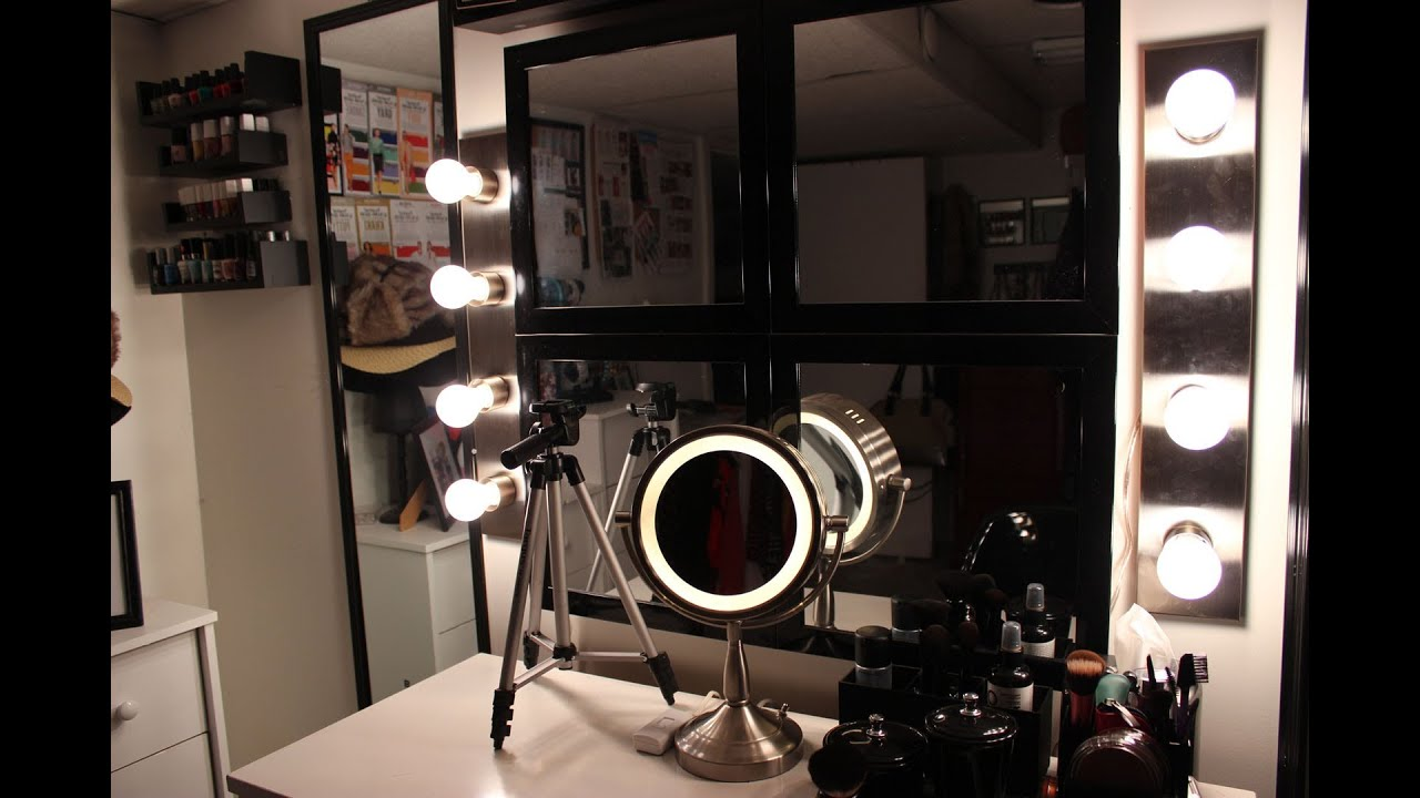 5 Step Vanity Lighting Tutorial - YouTube