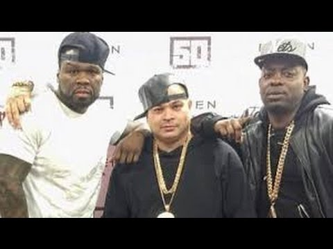 Karceno on Uncle Murda signing with the 50 Cent and the Unit