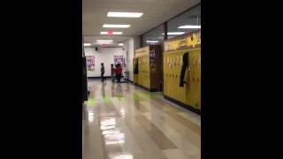 Walking in the halls williams