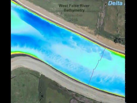 West False River Time Lapse