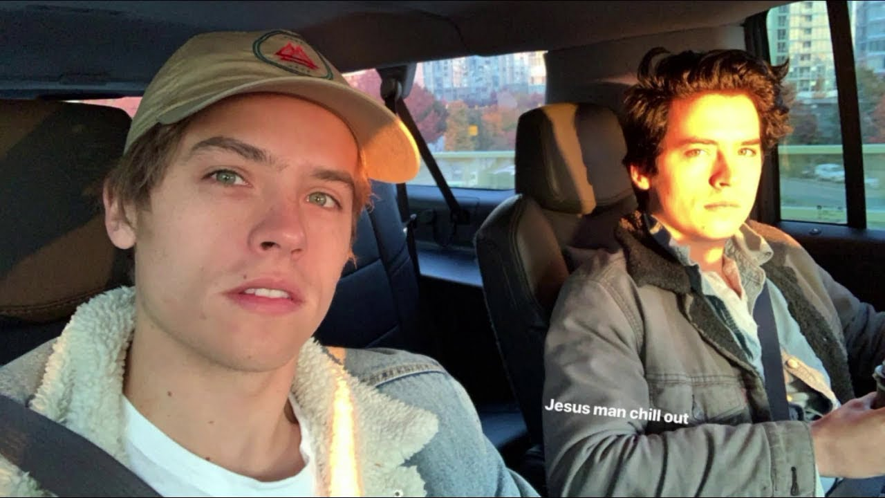 Dylan And Cole Sprouse Naked - Love Sex-4863