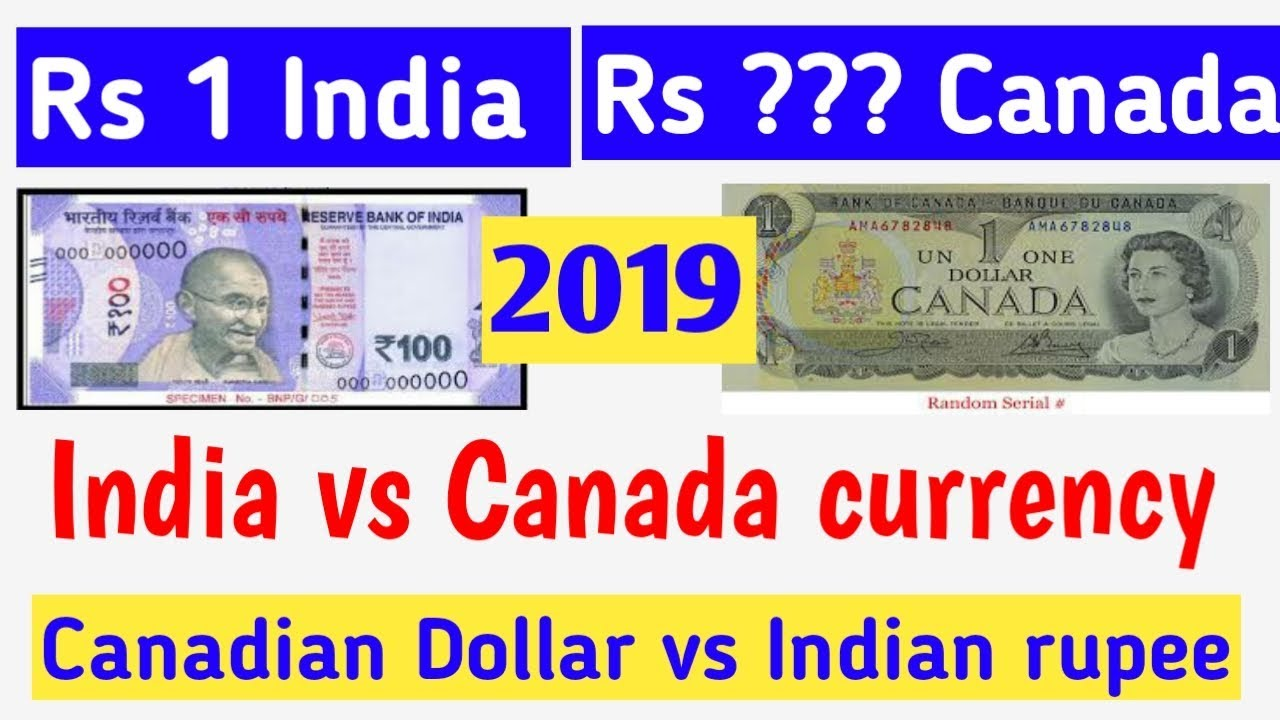 Indian Ru Ll Canadian Dollar