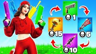 *NEW* Gun Game GAME MODE in Fortnite