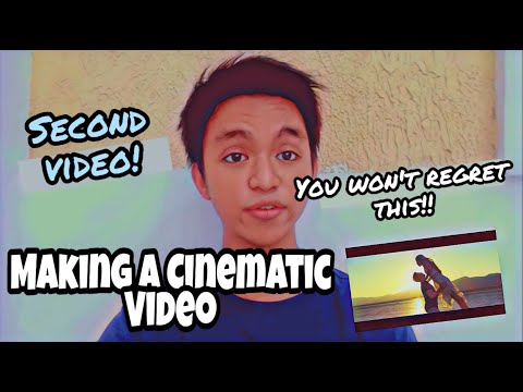 MAKING A CINEMATIC VIDEO OUT OF RANDOM VIDEOS| 2nd video/vlog| cool