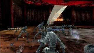 Afro Samurai Xbox 360 Gameplay - Slaughter