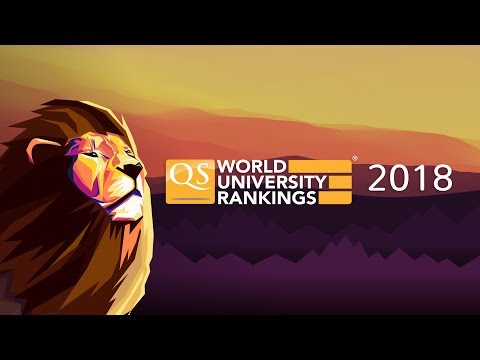 Coming soon: QS World University Rankings 2018