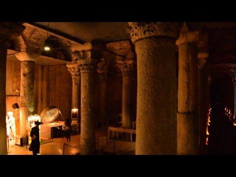 Basilica Cistern Tour - Istanbul