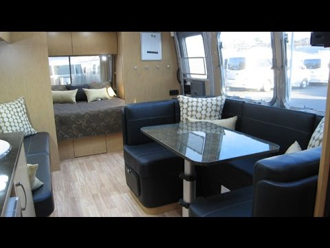 Walk Through Airstream Flying Cloud 30FB Bunk Travel Trailer For Sale NJ Dealer Movie