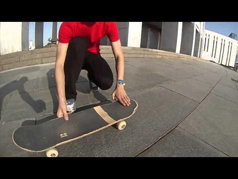 Катание на скейте (видео уроки)