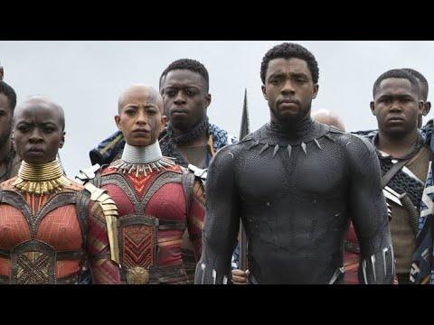Avenger Infinity War| Wakanda Forever Scene thumbnail