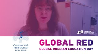 Global RED | I.M. Sechenov First Moscow State Medical University