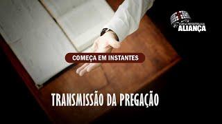 Culto da Manhã | A base para uma vida de boas obras | Pb. Luís Oliveira | IP Aliança