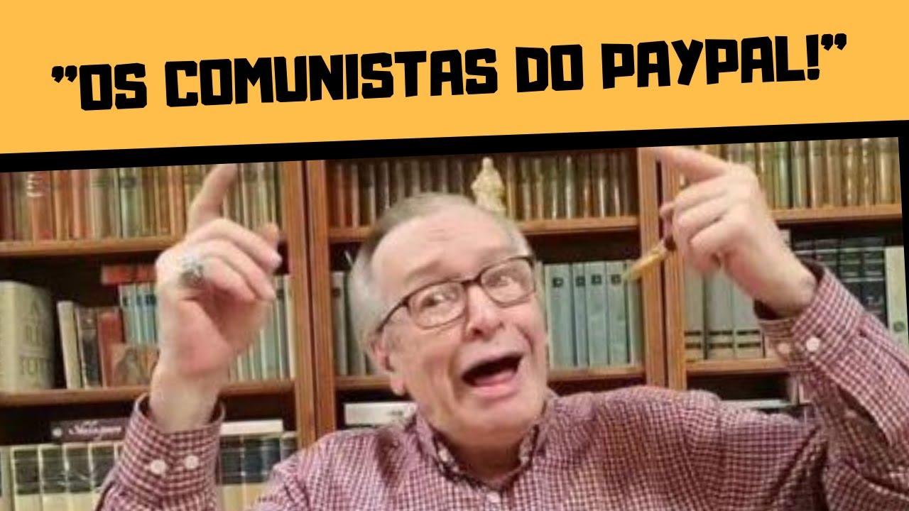O DESESPERO DE OLAVO DE CARVALHO!