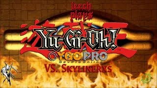 leech plays Yu-Gi-Oh!Pro DevPro VS. Skylinerxs - GAST - HD - DEUTSCH