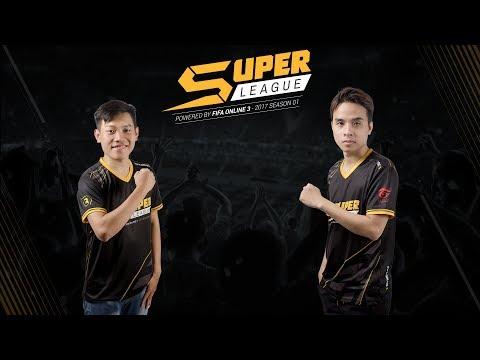 [20.05.2017] Thanh Tòng vs Văn Hòa [SuperLeague 2017]