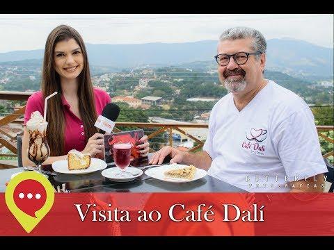 Visita ao Café Dalí Atibaia