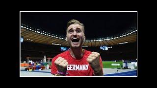 Europameister Mateusz Przybylko nach Goldmedaille über Bruder und Profi Kacper