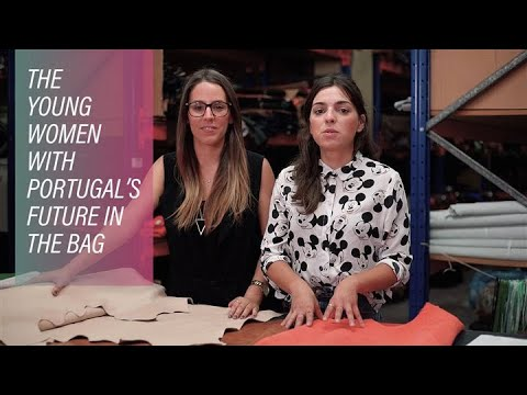 The women's handbag brand carrying Portugal's economy