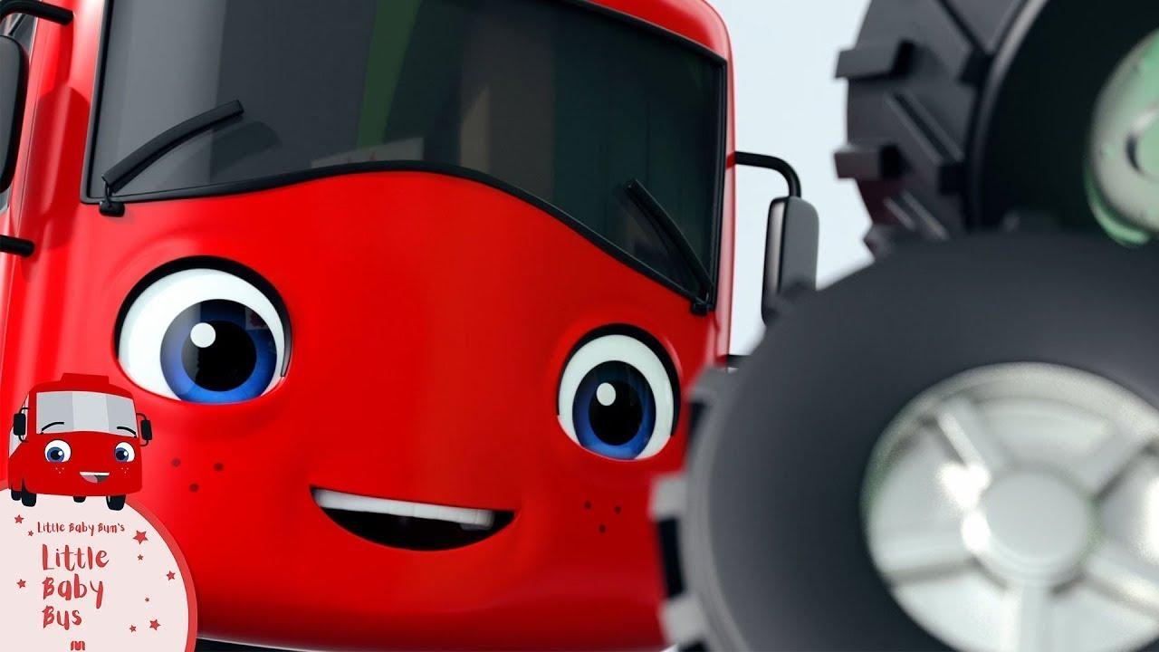 Buster's Boo Boo COMPILATION! Oh No! हिंदी कहानियां और बच्चों के गाने   Little Baby Bus   बच्चे गाने