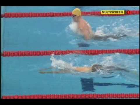 2008 Beijing Olympics - Men's 100M Breaststroke Semis (10th August 2008)