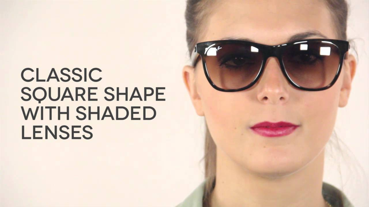 436ab4aab7 Ray-Ban RB4184 Highstreet Sunglasses Review