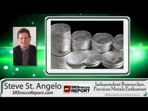 The Inevitable Rise of Silver, It's the Energy Cost - Steve St. Angelo Interview July 2013