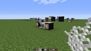 how to make a bike in minecraft ps3 ps4 pc xbox360 xboxone