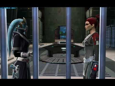 Star Wars: The Old Republic - The Sith Warrior Story - Chapter 1 - ( 3 Of 10 )