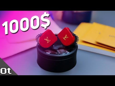 AirPods от Louis Vuitton за 1000$
