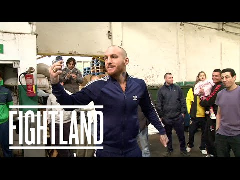Barcelona's Scrap Dealing Boxer: Fightland Worldwide