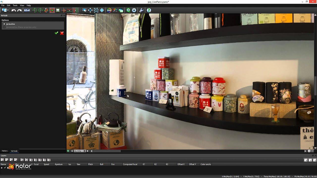 comment crer une visite virtuelle incluant un livepano avec panotour pro part with site de de. Black Bedroom Furniture Sets. Home Design Ideas