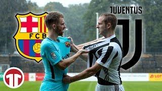BARCA vs. JUVE: Champions League Challenge 17/18