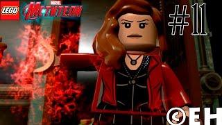 Звездный час Альтрона|Lego Marvel's Avengers|Часть 11