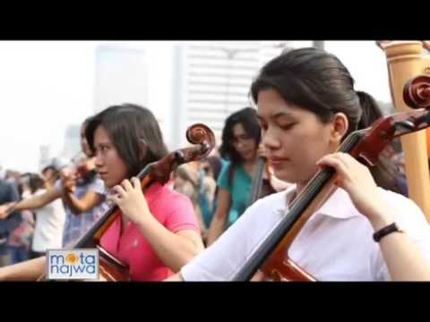 Twilite Orchestra - Yamko Rambe Yamko (Flash Mob Version)