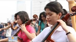 Twilite Orchestra - Yamko Rambe Yamko (Flash Mob Version) - Stafaband