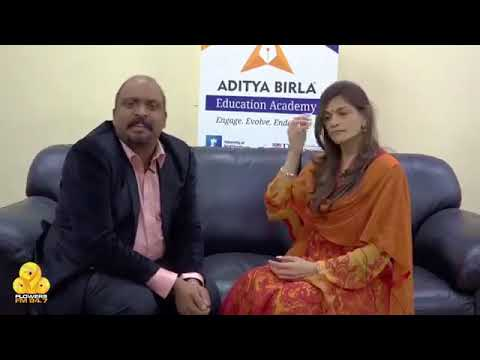 A quick chat with Neerja Birla