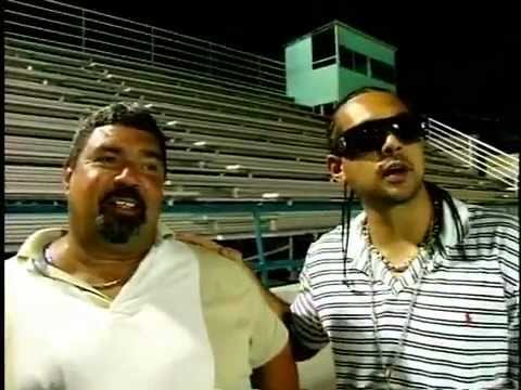 Sean Paul and his father