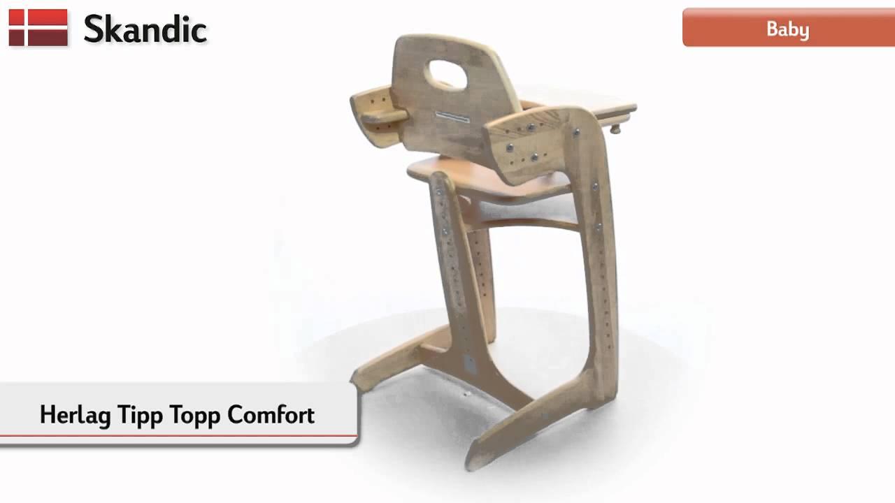 Herlag Tipp Topp Comfort Unterschied