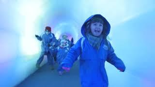 Moody Gardens' ICE LAND: Christmas Around The World 2019