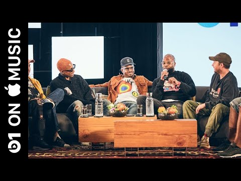 N.E.R.D on Getting a Verse from Andre 3000 [CLIP] | Beats 1 | Apple Music