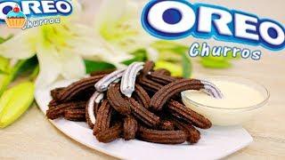 ЧУРРОС OREO шоколадные    ну, оОчень вкусный!