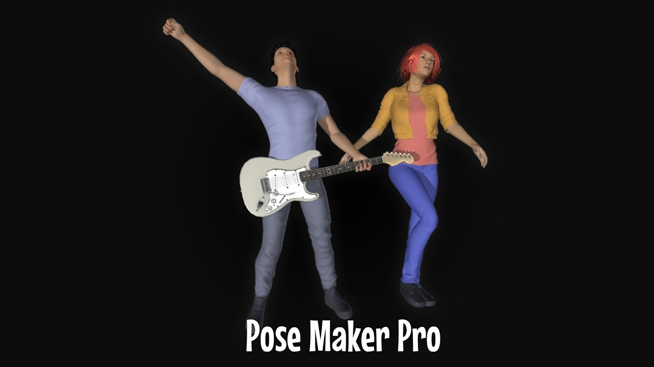 Pose Maker Pro - 3D art poser app 1 056 Apk + OBB Download