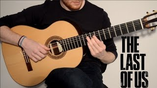 How to play: The Last of Us Main Theme - Guitar Tutorial by CallumMcGaw
