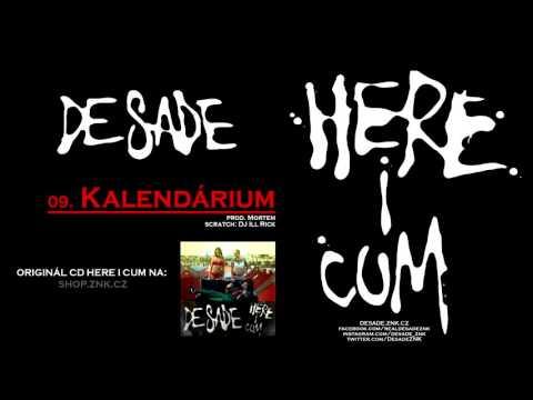 DeSade - 09. Kalendárium (prod. Mortem)