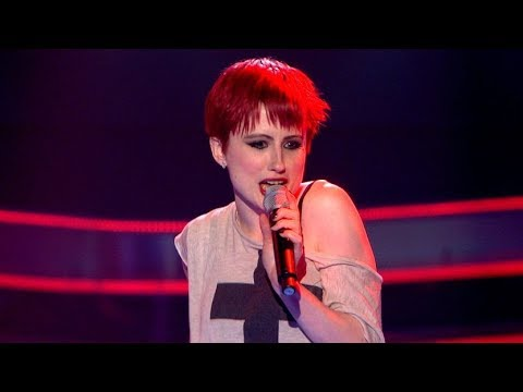 J Marie Cooper performs Mamma Knows Best  The Voice UK  Blind Auditions 1  BBC One