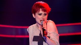 J Marie Cooper performs 'Mamma Knows Best' - The Voice UK - Blind Auditions 1 - BBC One thumbnail